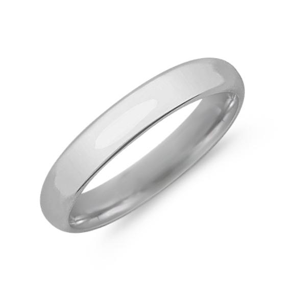 Platinum Wedding Band (3mm)