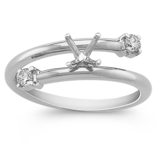 Round Diamond Ring