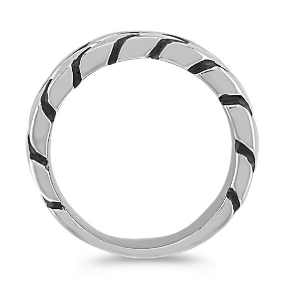 Stainless Steel Ring (9mm)
