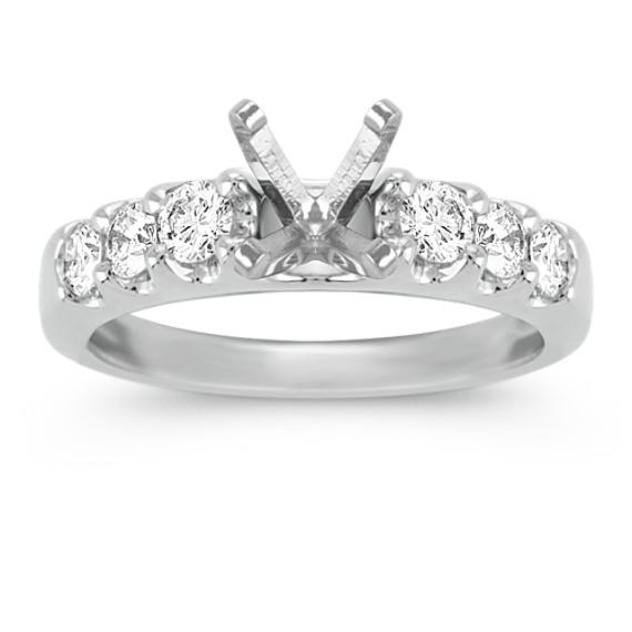 Steadily Grand Diamond Engagement Ring