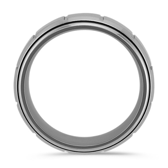Titanium Comfort Fit Band (8mm)