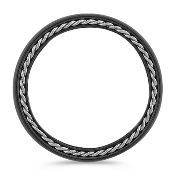 Titanium Comfort Fit Ring (7.5mm)