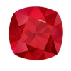 Cushion Rubies