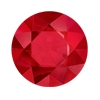 Round Rubies
