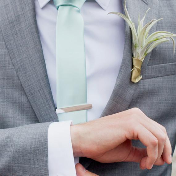 Sterling Silver Tie Clip