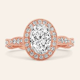 ENGAGEMENT <br  />RINGS