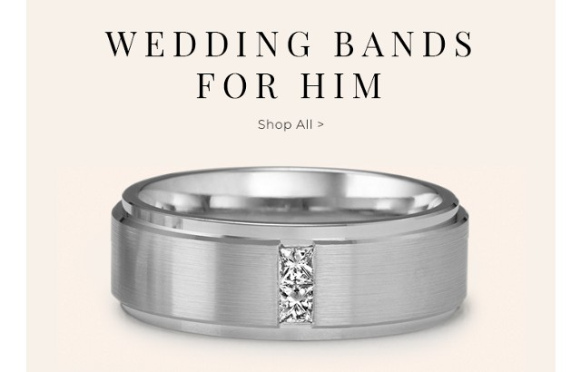 Wedding Bands For Him