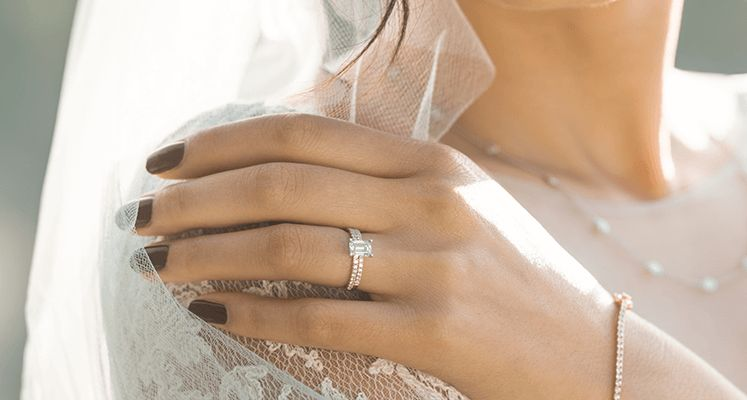 Matching Engagement Rings & Bands
