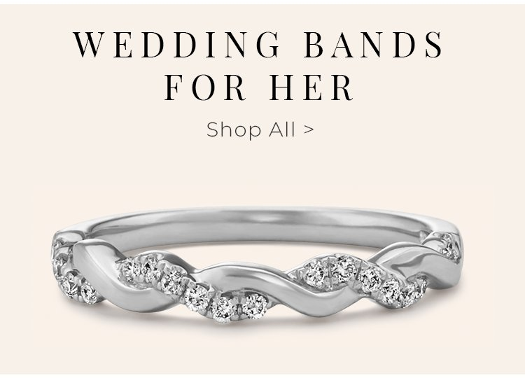We Make It Easy To Match Your Wedding Band Engagement Ring Or Create A Coordinating His And Hers Set
