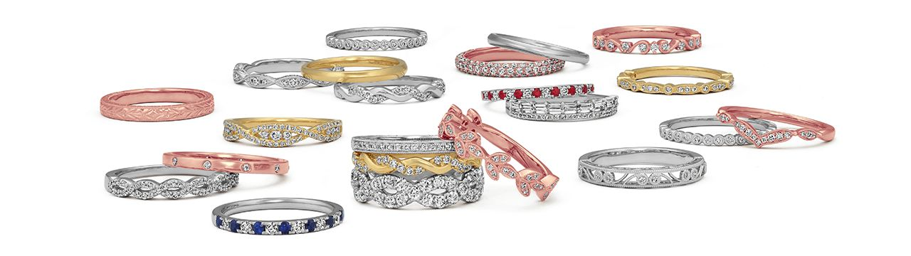 Wedding Bands for Every Bride
