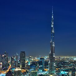 Dubai Dream Getaway Option