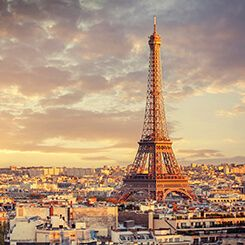 Paris Dream Getaway Option