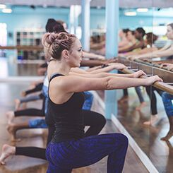 Barre Class Favorite Activity Option