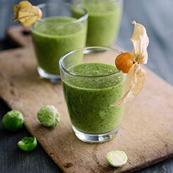 Green Juice Favorite Drink Option