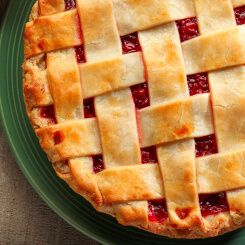 Cherry Pie Favorite Dessert Option