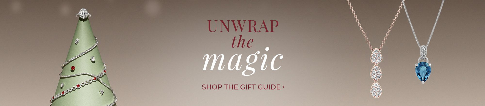 Unwrap The Magic