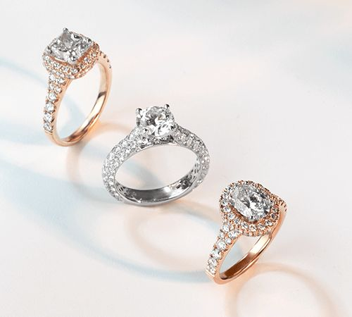 Engagement Ring Style Finder Quiz - Find Her Engagement Ring