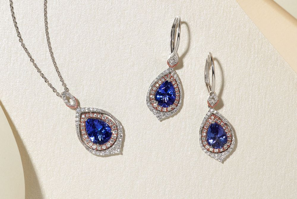 Shades Of Blue Jewelry