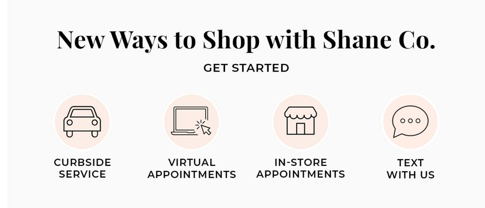 New Ways To Shop