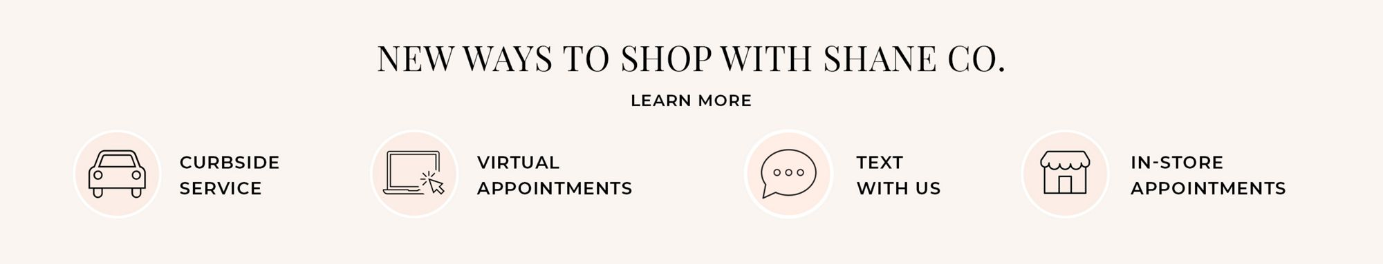 New Ways to Shop with Shane Co.