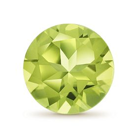 Peridot, August's Birthstone