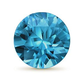 Blue, December's Birthstone