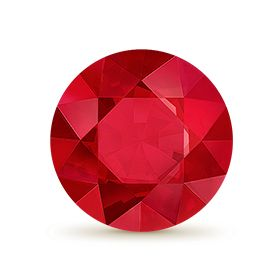 Ruby, July's Birthstone