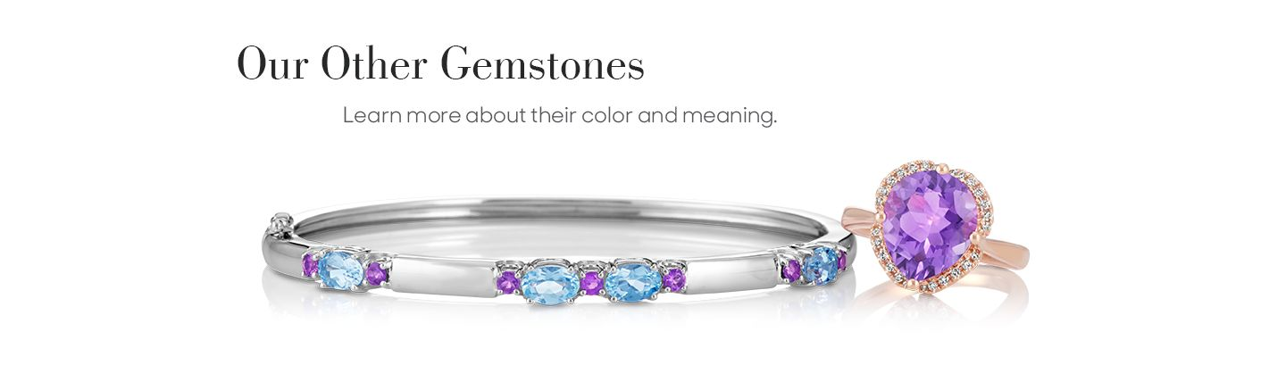A Guide To Gemstone Meaning And Gemstone Color