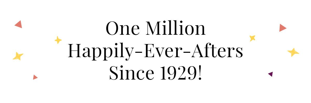 Mobile Image for One Million Happily-Ever-Afters