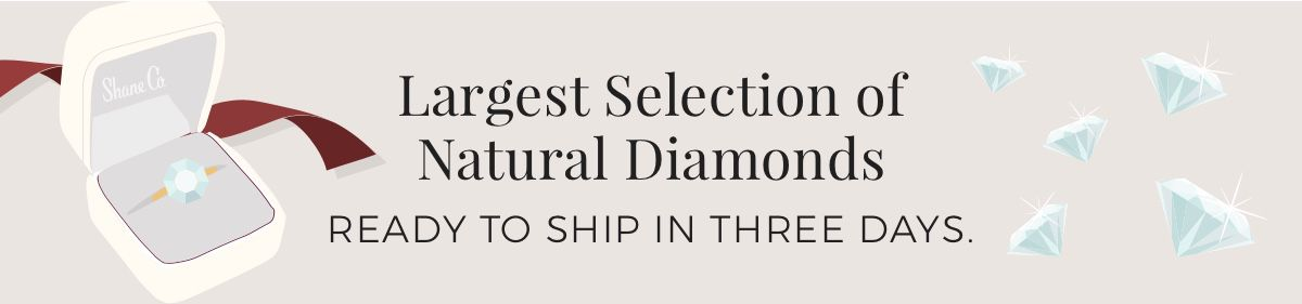Mobile Image for Largest Selection of Natural Diamonds Ready to Ship