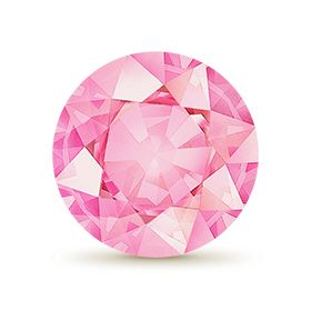 Pink, October's Birthstone