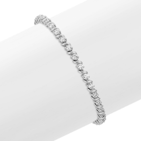 Diamond Tennis Bracelet (7 in)
