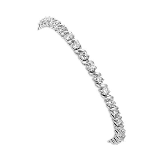 Diamond Tennis Bracelet (7 in)