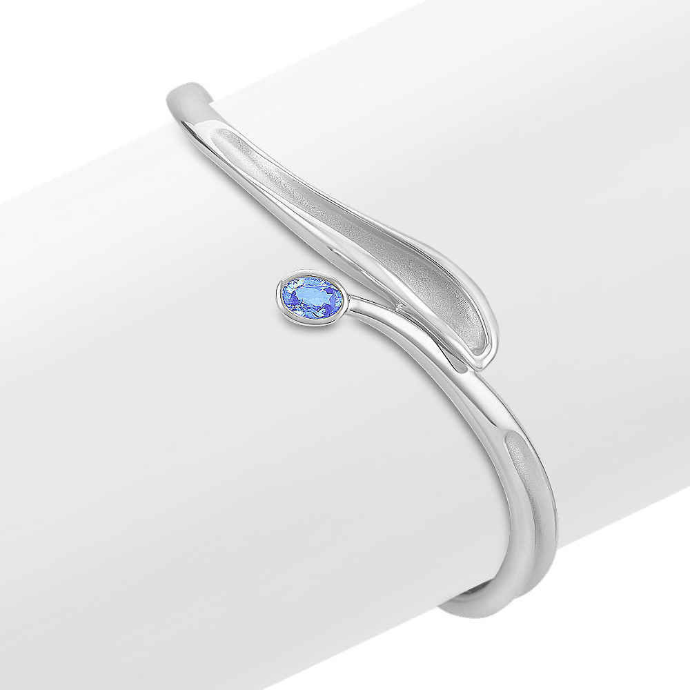 bangles bracelet and diamond sapphire white estate gold products jewelers bangle