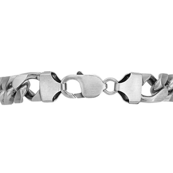 Sterling Silver Link Bracelet (8.5 in) image