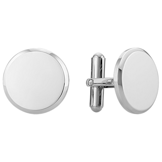 Stainless Steel Cuff Links image