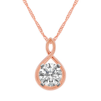rose gold personalized necklaces and more fine jewelry shane co