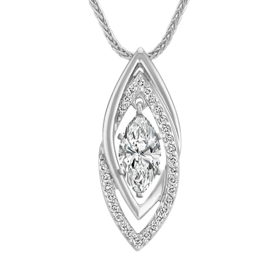 designer in diamonds total with s pendant beautiful holds gh gold white this bay radiant diamond a sensation weight yg bays si