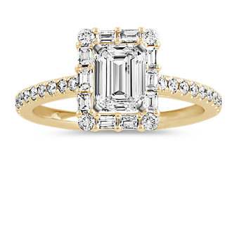 Engagement Rings Design Your Own Diamond Engagement Ring Shane Co Page 1