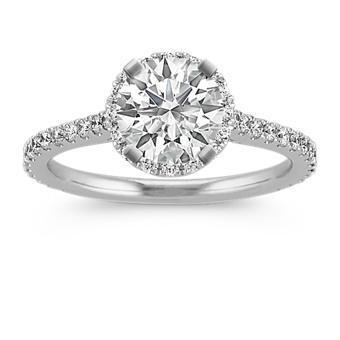 engagement rings diamond band