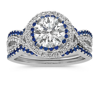 View Color Accented Engagement Rings Gemstone Rings Shane Co Page 1