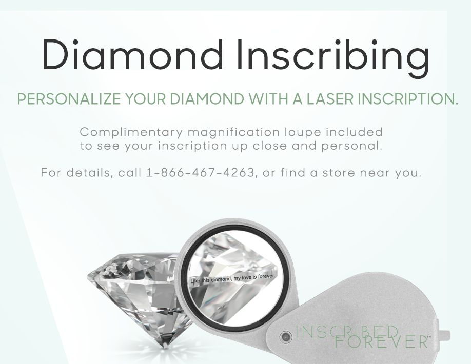 Locate A Store for Details About Personalized Diamond Inscribing