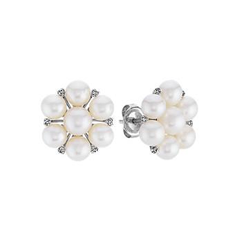 2d458d59f Pearl Earrings | Pearl & Diamond Earrings | Pearl Sets | Shane Co.