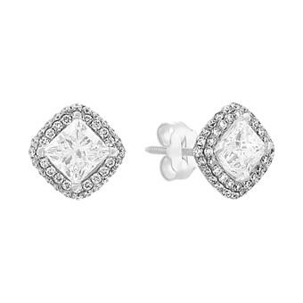 daaeeb27c Diamond Earring Jackets | Diamond Earrings | Shane Co.