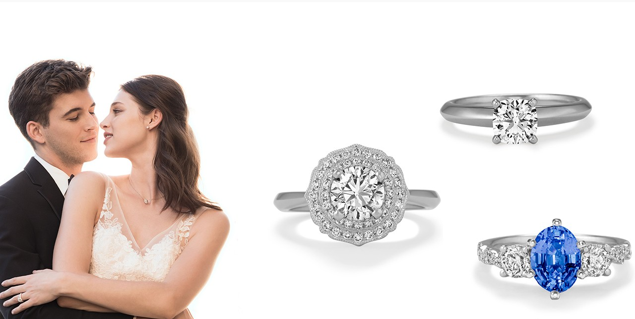 HOW TO BUILD AN AFFORDABLE ENGAGEMENT RING