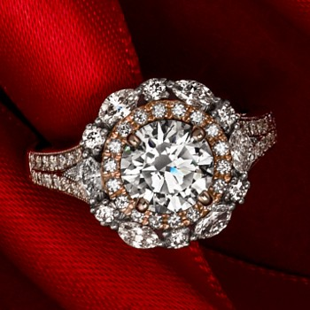 enement rings wedding fine jewelry at shane co - Wedding Ring Ceremony