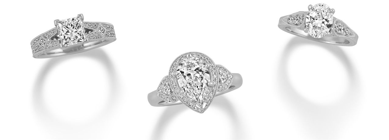 Stunning Collection of Engagement Rings at Shane Co.