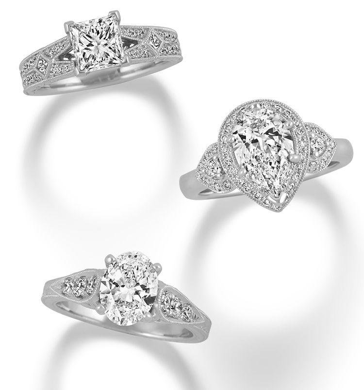 Engagement rings design your diamond engagement ring shane co platinum engagement rings platinum engagement rings junglespirit Gallery