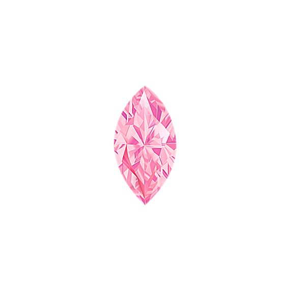 Marquise Pink Sapphire