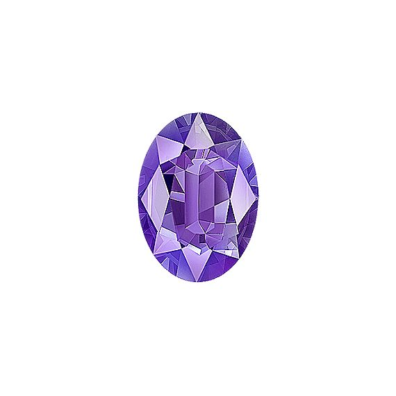 Oval Lavender Sapphire